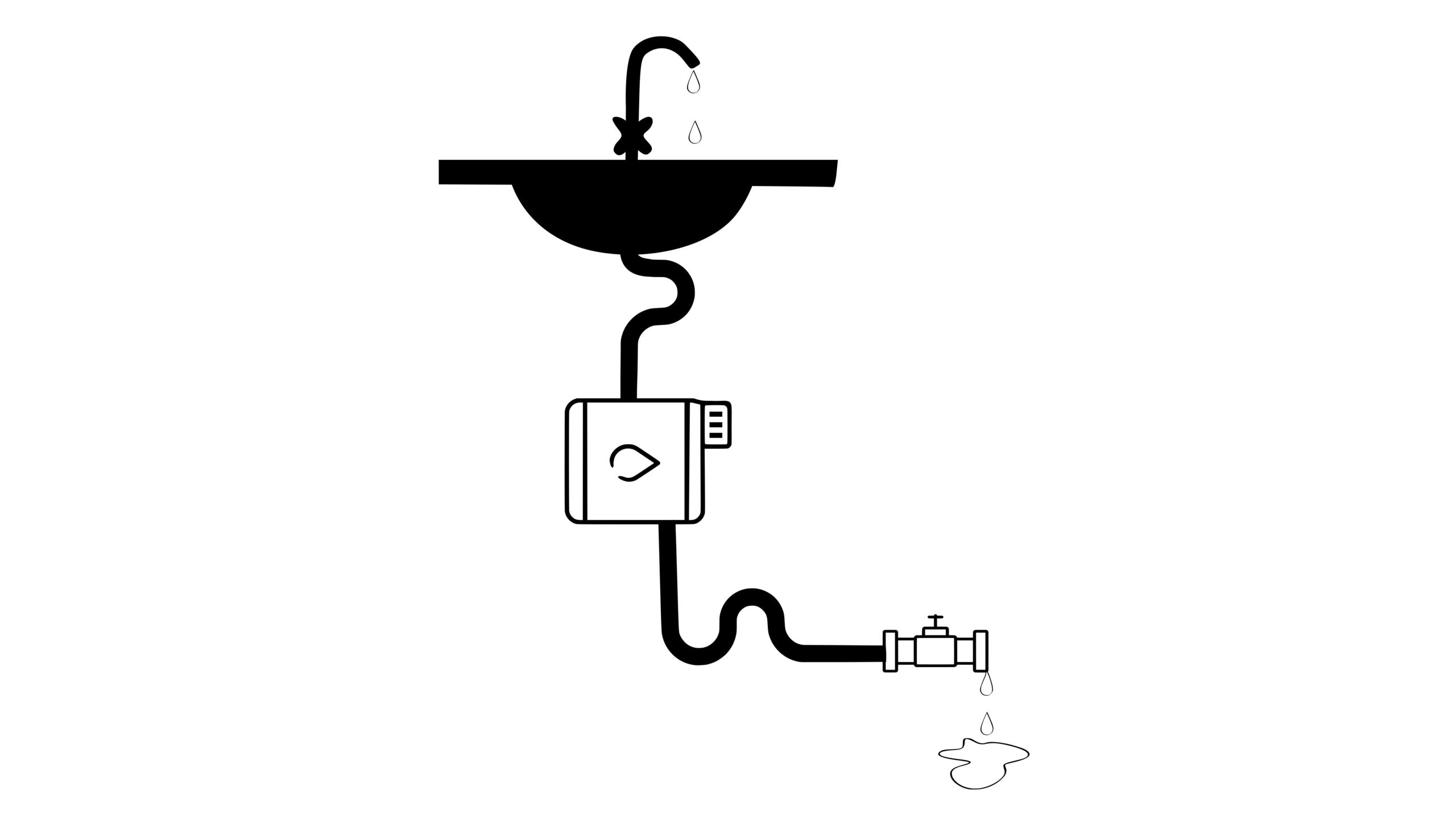 Camper Ausbau Abwassertank