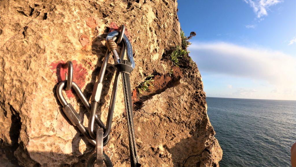 Cascais klettern