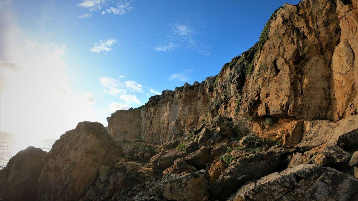 Klettern in Cascais