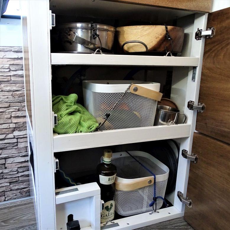 Küchenschrank Wohnmobil