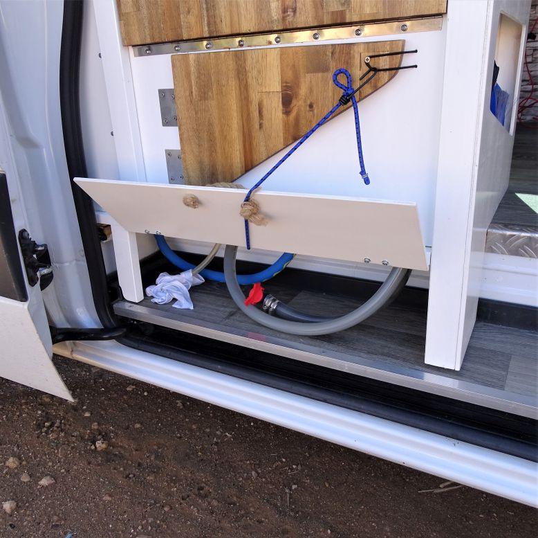 Ablassventil Wasser Wohnmobil