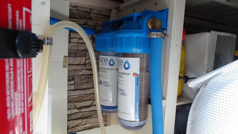 Vanlife Wasserfilter