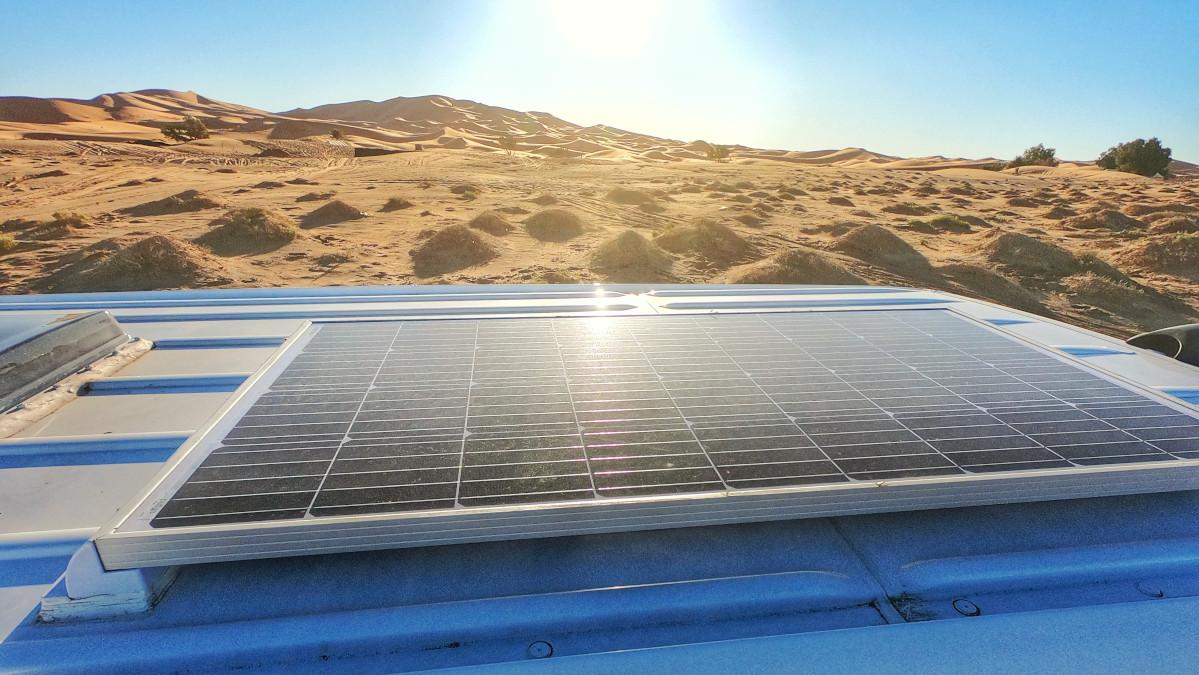 Offgridtec Solaranlage