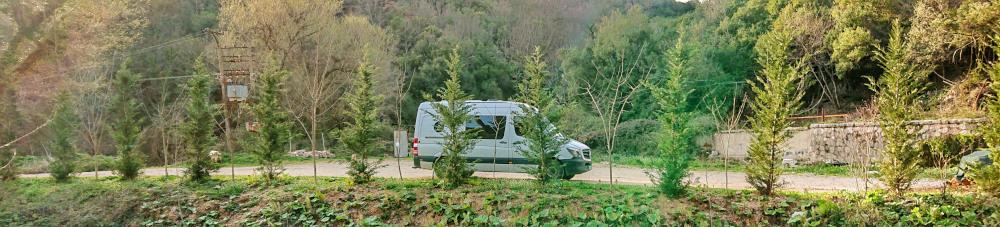 Wohnmobil Urlaub in Albanien
