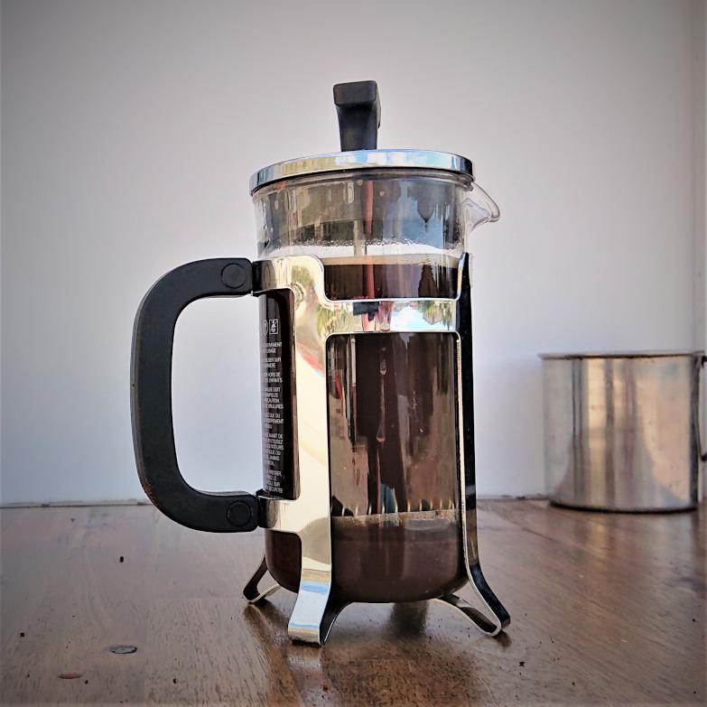 fertiger Kaffee