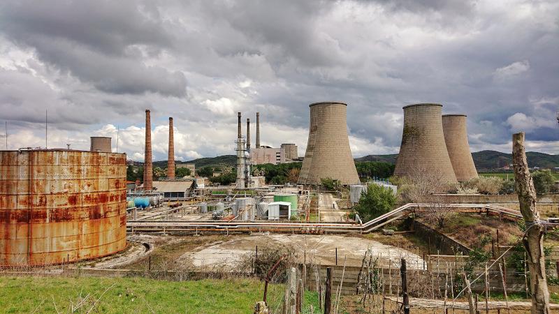 Kraftwerk Fier