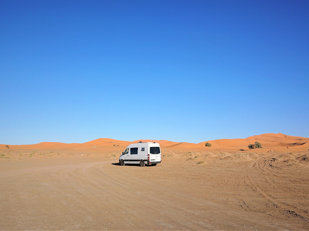 Sandwüste Marokko