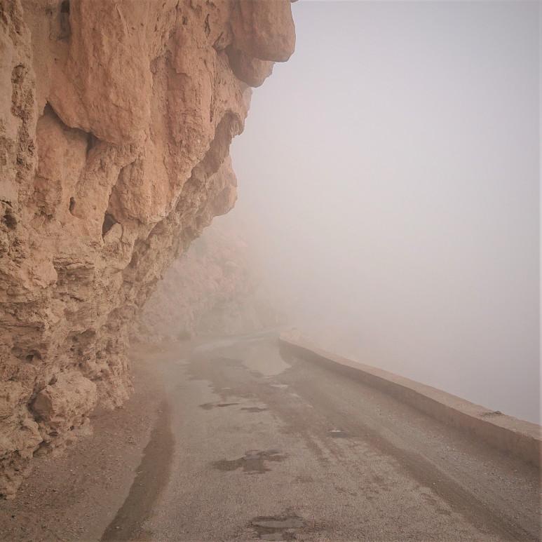 Straßen im Atlasgebirge