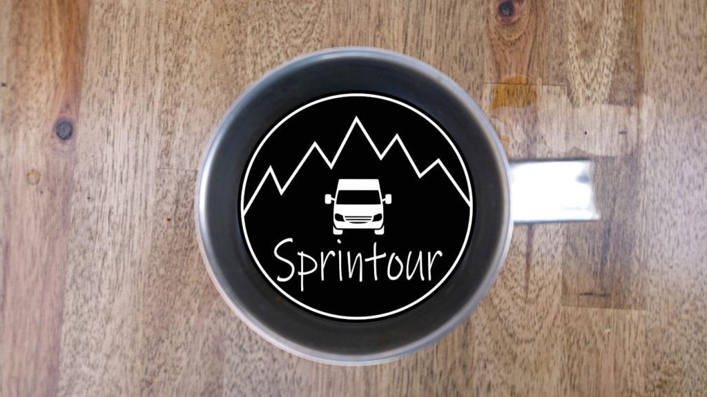 fertiger -Sprintour- Kaffee