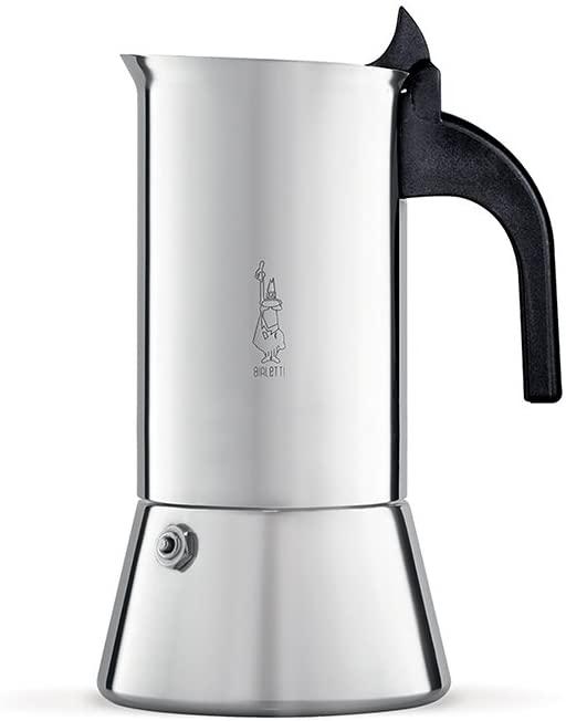 Bialetti Espressokocher Edelstahl