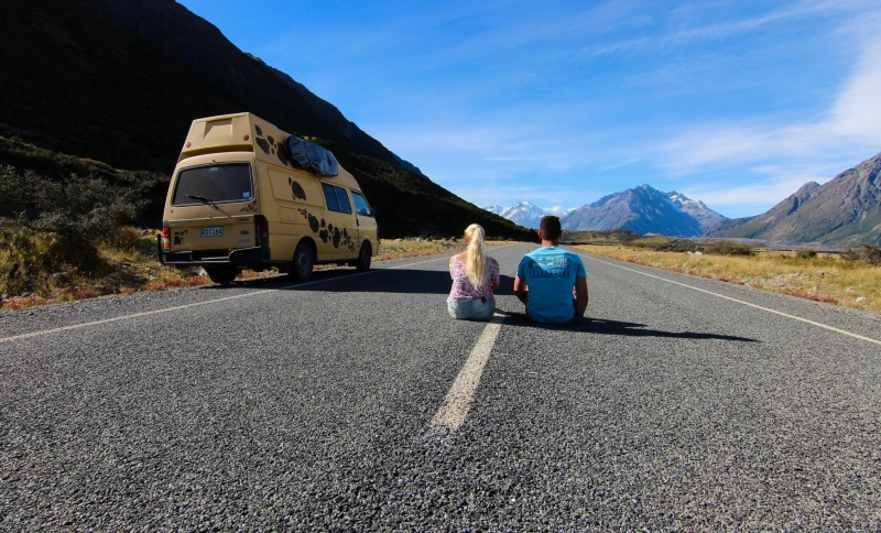 Weltreise Abenteuer Vanlife Roadtrip