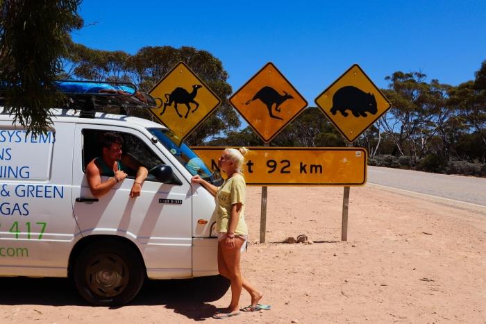 Roadtrip Outback