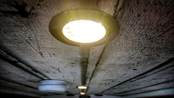 Wohnmobil Elektrik Licht