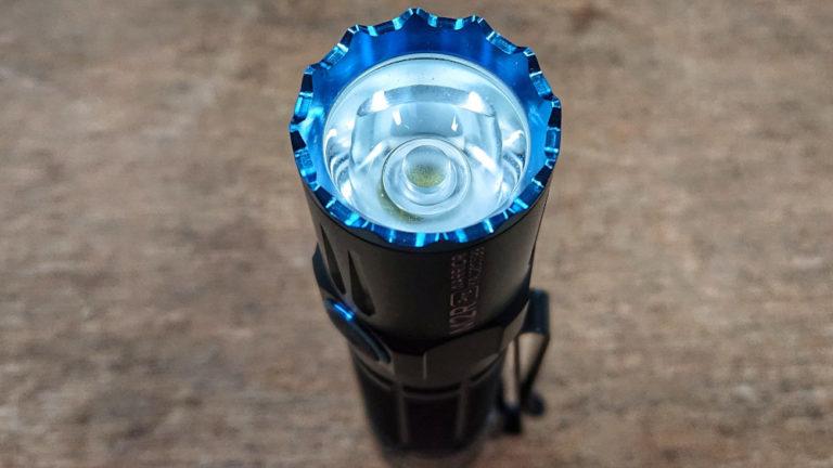 Taktische Taschenlampe M2R Pro Warrior