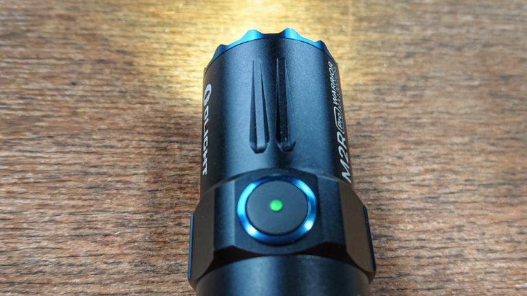 taktische Taschenlampe M2R Pro