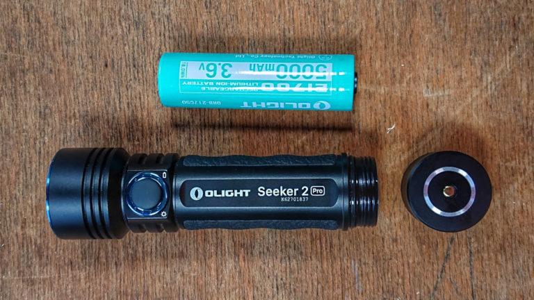 Taschenlampe Seerer 2 Pro 3.200 Lumen