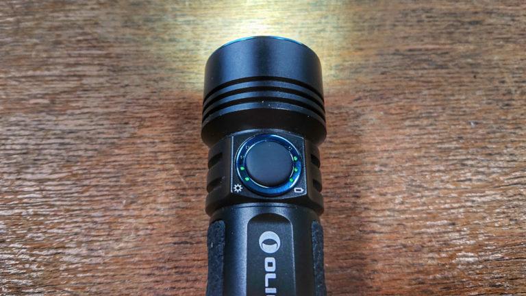 Seeker 2 Pro LED-Anzeige