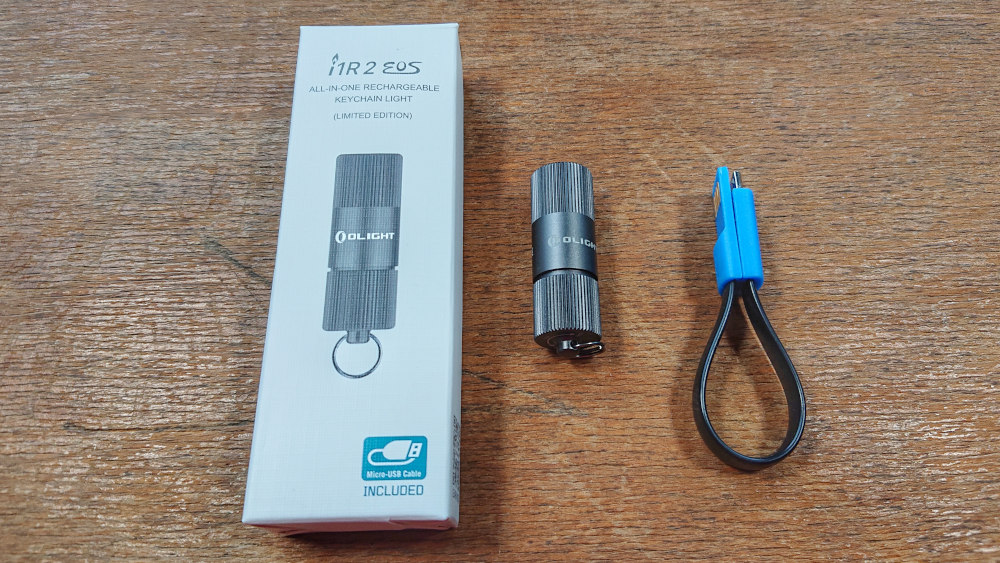 Mini Taschenlampe Olight