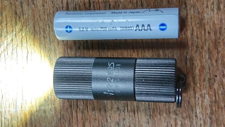 Mini Taschenlampe i1r 2 EOS