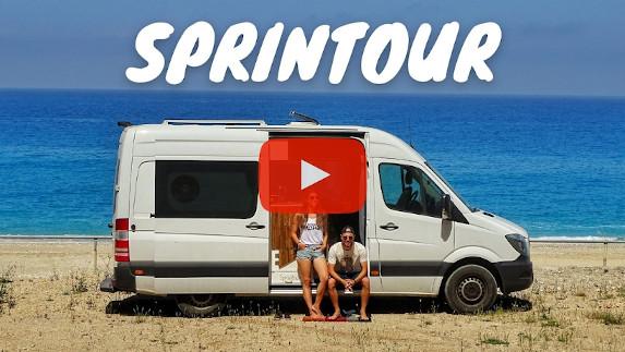 Sprintour YouTube