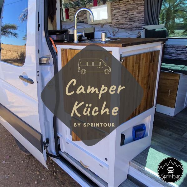 Camper Küche