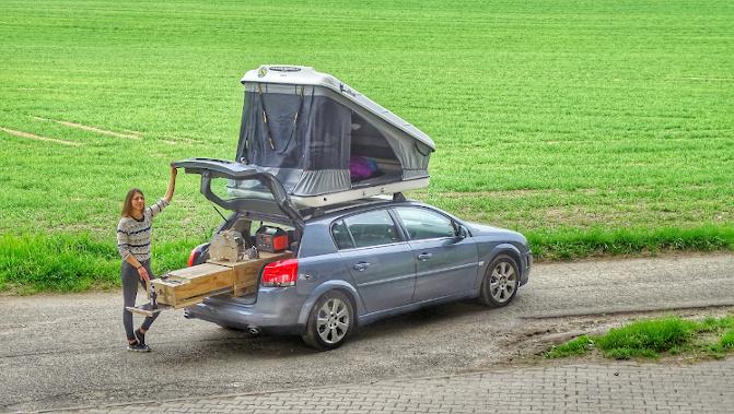 Kombi Camper Ausbau