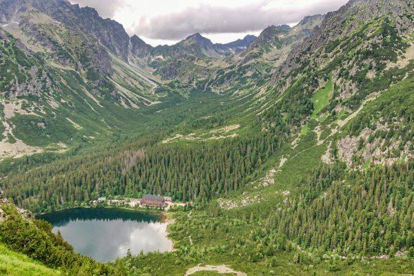 Wandern in der Hohe Tatra