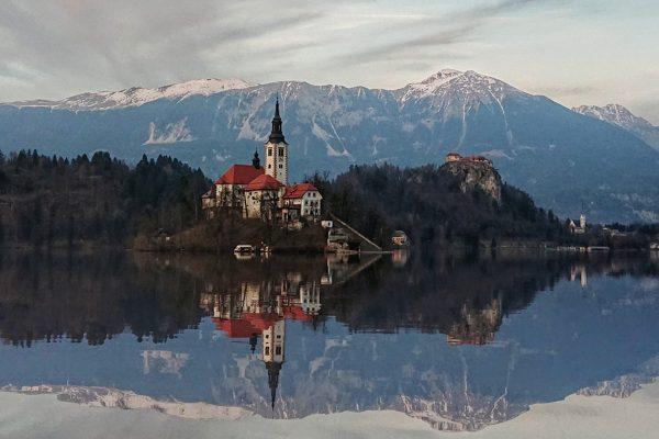 Kloster von Bled