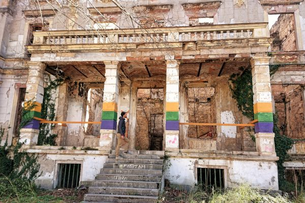 Ruine Mostar