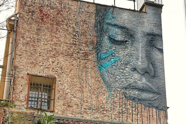 Streetart Turin