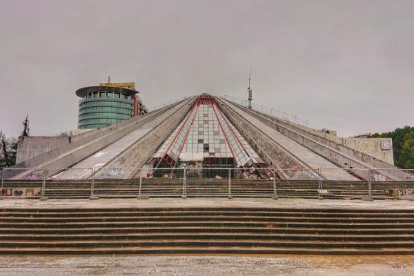 komunistische Pyramide