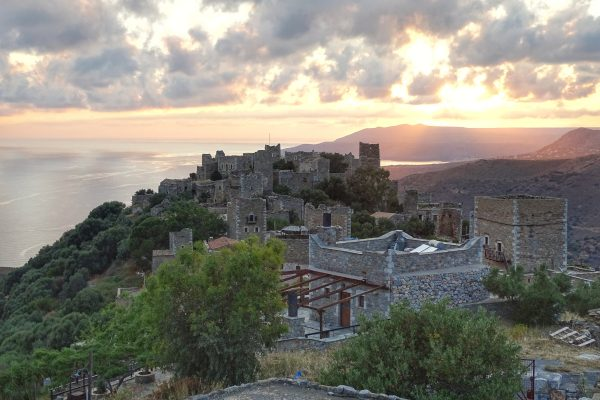 Vanlife Griechenland